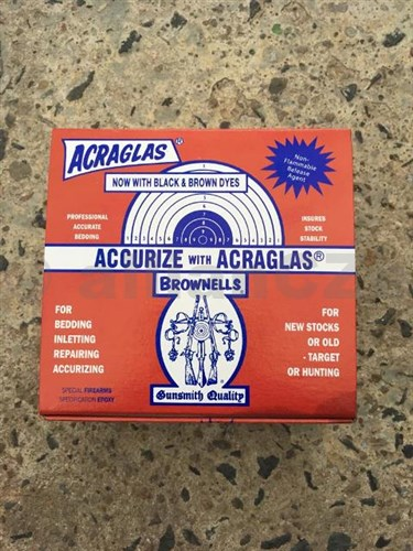Beddingová sada BROWNELLS ACRAGLAS® KIT 59 ml BROWNELLS ACRAGLAS® KIT 59 mlITEM: 081003004Beddingová sada Accurate with Acraglas