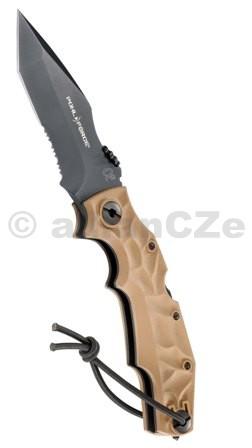 Nůž Pohl Force Alpha Three - Desert / ITEM 1025 Pohl Force Alpha Three - DesertBest.-Nr. 1025Uznávané profesionální nože nejen pro přežití