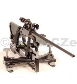Podstavec pro opěru zbraně - HYSKORE DLX Precision Rest 30088 HYSKORE DLX Precision Rest ITEM: 30088   Nastřelovací stolice HYSKORE DLX Precision Rest 30088  Na rozdíl od stolic