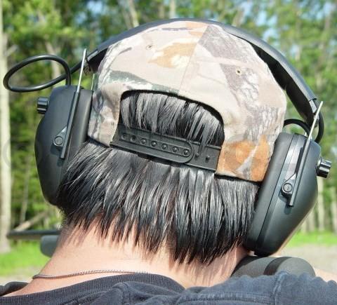 sluchátka střelecká elektronická HYSKORE Stereo Electronic Hearing Protector sluchátka střelecká elektronická HYSKORE® Stereo Electronic Hearing Protector#30150- nastavitelné