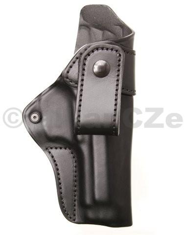 POUZDRO opaskové BLACKHAWK! pro GLOCK 19/23/32/36 - pravé - vnitřní Pouzdro na krátkou zbraňBLACKHAWK! Leather Inside-the-Pantspravé - pro GLOCK 19/23/32/36ITEM: 420403BK-RAť už jste v utajení nebo mimo službu