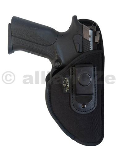 POUZDRO FALCO pro skryté nošení zbraně Glock 42 PUZDRO PRO SKRYTÉ NOŠENÍGLOCK42ITEM: 4233Kvalitní výroba slovenské firmy FALCOPuzdro ponúka pohodlné nosenie