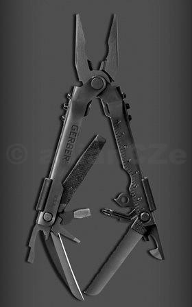 KLEŠTĚ GERBER Multi-Plier 600 Needlenose Black Víceúčelový nástrojGERBER - Tactical Multi-Plier 600 Needlenose BlackItem # 47550Multifunkční kleště Gerber Multi-Plier 600 jsou plně funkčnímnástrojem