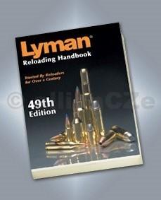 Kniha pro přebíjení střeliva - Lyman 49th Edition Reloading Handbook LYMAN49th Edition Reloading HandbookITEM: 9816049 / softcover49 edice originální knihy pro přebíjení v měkké vazbě