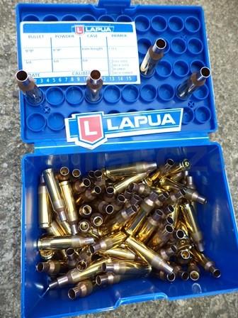nábojnice LAPUA 6