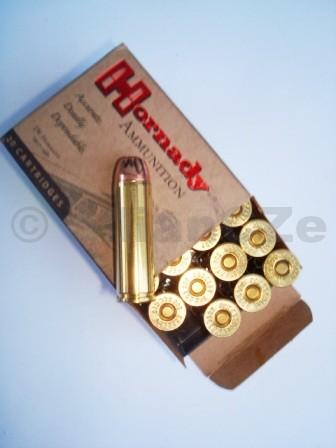 500 S&W MAG HORNADY 350gr XTP kompletní náboje Hornady 500S&W MAGNUM 350gr XTP