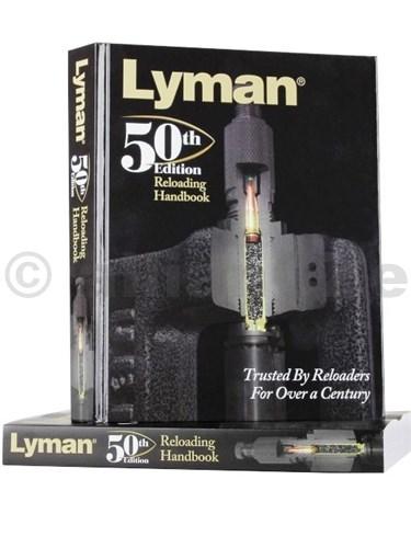 Kniha pro přebíjení střeliva - Lyman 50th Edition Reloading Handbook LYMAN50th Edition Reloading HandbookITEM: 981605150 edice originální knihy pro přebíjení v měkké vazbě
