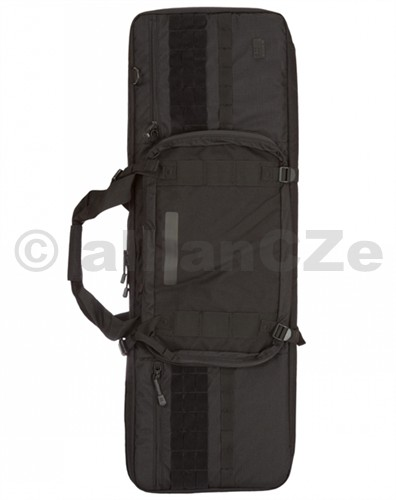 """Batoh 5.11 na dvě zbraně - VTAC Double Gun Rifle Case Black 36"""" / 92cm 5.11 VTAC DOUBLE 36"""" RIFLE CASE 90cm BLACKITEM: 56221barva - černáDalší generace tašky na dvě pušky od 5.11. do 90 cm délkyTestováno Viking Tactics®"""