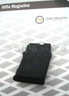 zásobník pro CZ ZKM 452/513 plast 5rnd .22LR Plastový pětiranný zásobník pro malorážky ZKM CZ 452