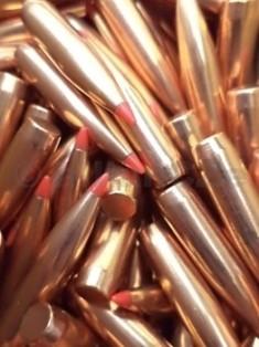 """STŘELA 7mm (.28cal) .284 DIA 154gr InterBond® """"HORNADY"""" střelyHornady7mm .284"""