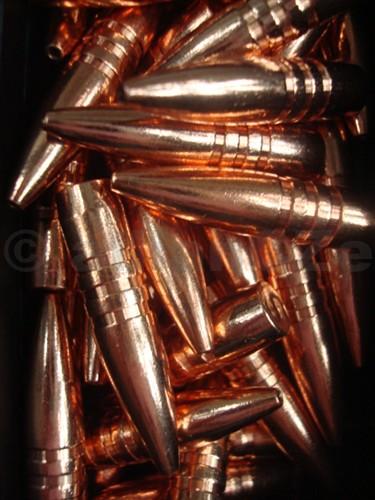 """STŘELA 7mm (.28cal) .284 DIA 140gr """"BARNES"""" STŘELA 7mm .284 DIA 140gr BARNES TSX Boattail"""