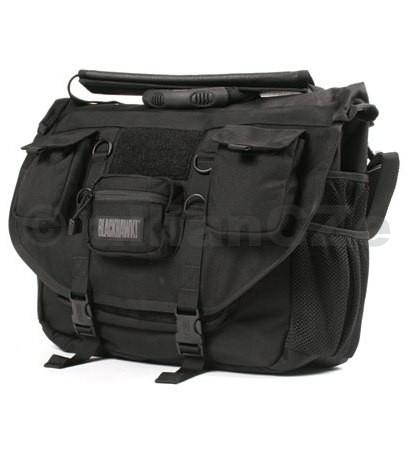 TAŠKA BLACKHAWK!® Command Bag 10 L - black BLACKHAWK! Command Bag - blackITEM: 61CB00BKbarva: černározměry: 33 x 41 x 13 cmObsah téměř 10 litrůideální pracovně cestovní taška s funkčním designem