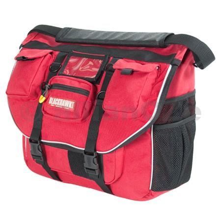 TAŠKA BLACKHAWK!® Command Bag 10 L - red BLACKHAWK! Command Bag - redITEM: 61CB00RDbarva: červenározměry: 33 x 41 x 13 cmObsah téměř 10 litrůideální pracovně cestovní taška s funkčním designem