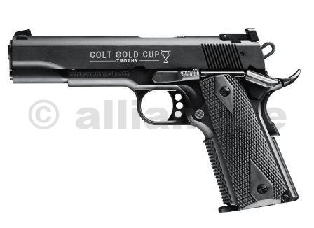 Pistole Colt 1911 A1 .22LR - model Gold Cup Samonabíjecí Long Rifle Pistole Colt 1911 A1 - GoldCupv ráži .22LRs odlehčeným závěrem pro střelbu nízko-laborovanou municí1x zásobník na 12 ran