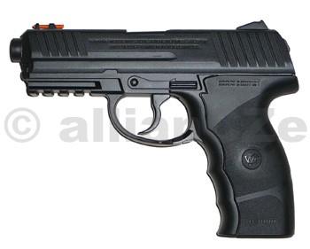 pistole CYBG P990 celokov (CO2) airsoftová plynová pistole CYBG P990 CO2 CELOKOVZákladní vlastnosti:- airsoft zbraň v měřítku 1:1- pohon na CO2- hop-up systém- kovové pouzdro závěru z jednoho výlisku- kovový rám zbraně- kovový zásobník na kuličky