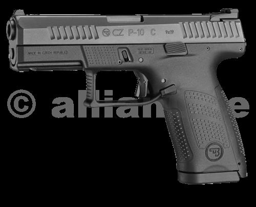 Pistole CZ P-10 C 9x19 (9mm LUGER)