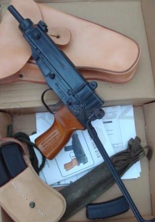 Pistole CZ SCORPION vz.61 S 7