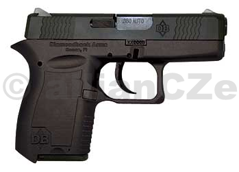 Pistole DIMANODBACK .380 ACP (9mm Br.) Model: DB380