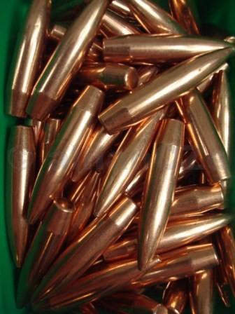 "STŘELA 7mm (.28cal) .284 DIA 168gr HPBT ""SIERRA"" STŘELA 7mm .284 DIA 168gr HPBT 100ks balení ""SIERRA"" - PUŠKOVÁ STŘELA"