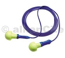 špunty do uší - E-A-R PUSH INS na šňůrce Zátky z patentované E-A-Rform pěny s plastovou rukojetí pro snadné a hygienické zavádění do zvukovodu