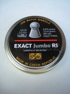 "DIABOLKY JSB EXACT ""RS"" JUMBO 5"