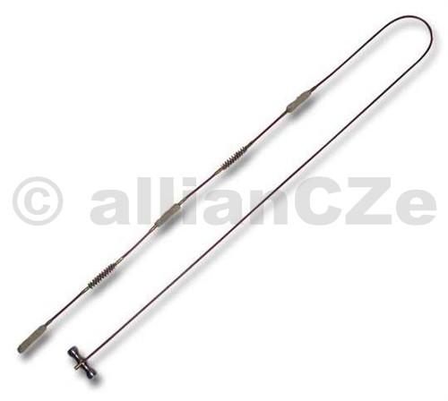 Sada čištění - 12 Gauge - GROVTEC GT™ EZ Clean GROVTEC GT™ EZ CleanGTEZ-12 - brokovnice 12GA12 GaugeZcela nový systém GT EZ Clean je nejnovější čistícíšňůra vyvinutá pro dlouhé střelné zbraně od GrovTec .Vše vhodné pro rychlé a kvalitní vyčištění vývrtu dlouhé zbraně