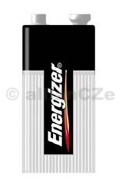 baterie ENERGIZER 9V 6LR61