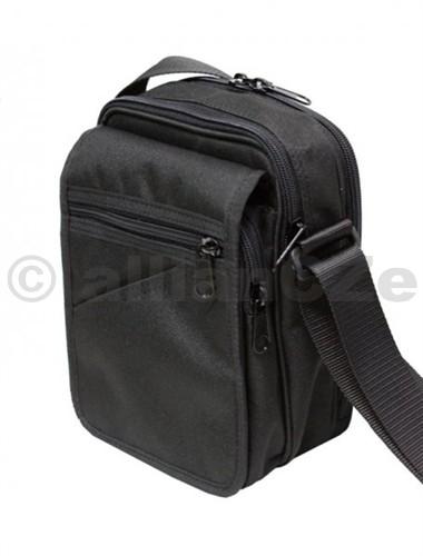 TAŠKA FALCO Typ 529 - BLACK - černá Taška na rameno pro skryté nošení zbranětyp 529 černáPohodlná taška speciálně konstruovaná pro skryté nošení zbraní s množstvím prostoru pro každodenní drobnosti. Zbraň je umístěna v oddělené části