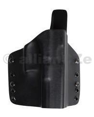 POUZDRO FALCO Kydex pro Glock 19 KYDEX OPASKOVÉ PUZDRO pro GLOCK 19 (ITEM: 6301)Pohodlné opaskové puzdro se dvěma výškově-nastavitelnými poutky na opasek a tvarově oddělující zbraň od těla. Puzdro je určené pro nošení na boku a přímé tasení.• vyrobené z materiálu KYDEX T hrubosti 2 mm• k dispozícii aj vo farbách alebo digital vzoroch• zbraň není v kontaktu s tělem • opaskové poutka 40 a nebo 50mm