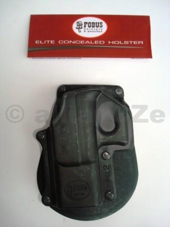 POUZDRO opaskové FOBUS GL2LH PADDLE HOLSTER (GLOCK) PLASTOVÉ KVALITNÍ POUZDRO S KLIPSNOU/PÁDLEM ZA OPASEKFOBUS HOLSTER FOBUS GL2LH PADDLEvhodné pouzdro pro pistole GLOCKY:17