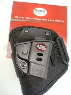 POUZDRO Ankle Holster FOBUS KT2GA (RUGER LCP