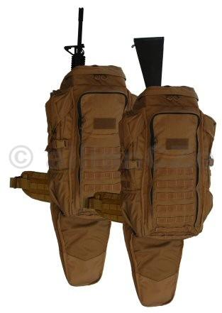 """BATOH Eberlestock G3 """"Phantom"""" Sniper Pack - Dry Earth Eberlestock G3 """"Phantom"""" Sniper Pack Dry Earth color Code: G3M_E (Dry Earth ) Pro znalce netřeba představovat. G3 Phantom - středně velký multifunkční batoh s originálním designem a kvalitou. Originalita"""