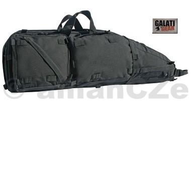 """BATOH GALATI GEAR Tactical DRAG BAG - 38"""" / 92 cm - černé TacticalDrag Bag 38""""GALATI GEAR - USABlack - černé Určeno pro přepravu středně velkých pušeknejen v náročném prostředí. Galati Drag Bag je samostatný systém pro přepravu dlouhézbraně a dalších zařízení na dlouhé vzdálenosti"""