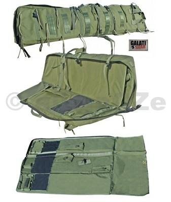 "BATOH GALATI GEAR Elite Snipers Shooters Mat 55"" / 139 cm - zelené"
