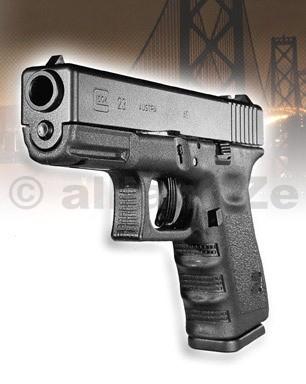Pistole GLOCK 23C .40SW BLACK GLOCK23C - .40S&W BLACK(SA)samonabíjecí