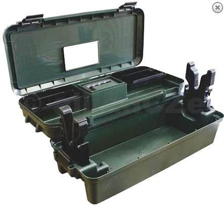 """BOX plastový - Pro-Shot Gear Master Ultimate Range Box - Green """"pro čištění zbraní"""" Pro-Shot Products"""