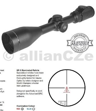 PUŠKOHLED HAWKE Nite-Eye Digital 4-16x50 SR6 - HK5146 HK5146 Nite-Eye 4-16x50 IR SF SR6zorný úhel: 83mmviditelný pole (metrů@100yds)7 - 18fast focusdélka: 340 mmhmotnost: 0