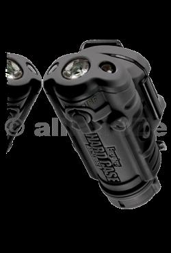 svítilna ENERGIZER HARD CASE Helmet - 633221 - black taktická svítilnaENERGIZER HARD CASE TacticalHELMET LIGTH - ITEM:633221Nová svítilna pro maximální využitís kvalitou a komfortem ovládánía mnoha funkcemi - schválená provyužití v NATO.délka těla: 8 cmšířka těla: 4cmvýškatěla:2