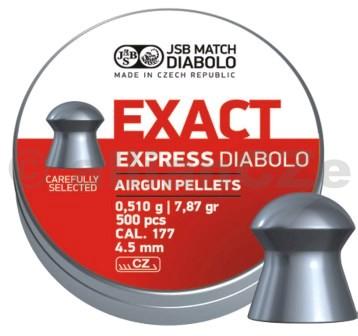 DIABOLKY JSB EXACT EXPRESS 4