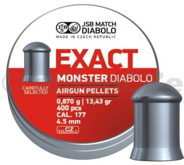 DIABOLKY JSB EXACT MONSTER 4