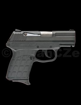 KEL-TEC PF-9 BLACK 9mm Luger       KelTec PF-9 BLK - černé provedení Malá