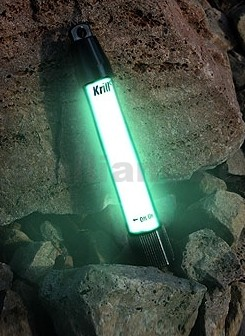 svítilna 360° ORIGINAL Krill ®Lamp Green Blinking - STROBO 2AA 360 ORIGINAL Krill ®LampGreen Blinkingitem: 61-K-360-L-Green-Bzatím nemáNSN Kód*zelenésvětlo - blikací - stroboÚhel svícení 360°Svítivost do 5