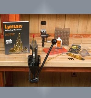 Přebíjecí lis - LYMAN Crusher Master Reloading Kit - 7810292 Lyman