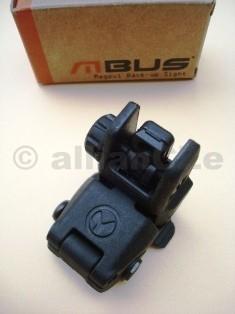 mířidlo zadní - MBUS® - Magpul® Back-Up Sight – Rear GEN 1 MBUS® - Magpul® Back-Up Sight – Rear GEN 1ITEM: MAG246-BLKZadní sklopné stavitelné mířidlo pro pušky