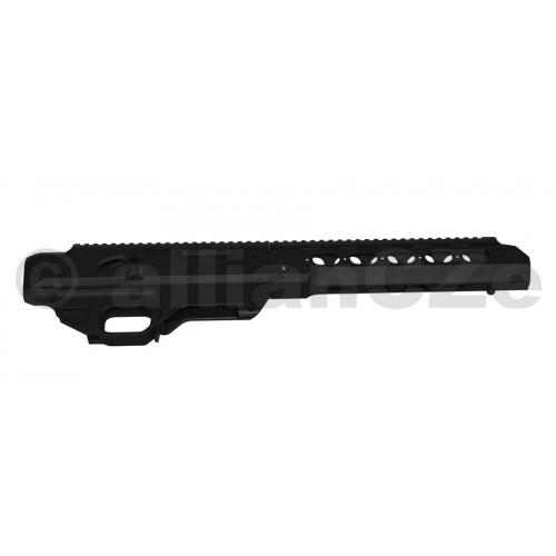 Šasí MDT TAC21 Chassis - Remington 700 SA - černá