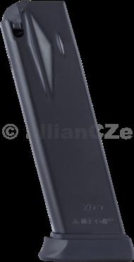 "zásobník MEC-GAR 9mm / SPRINGFIELD XD ""18ran - black Mec-Garzásobník dvouřadý pro pistole SPRINGFIELD XD 9mm - 18ran Capacity 18 High Cap Flush Fit  Increased capacity to 18-rounds while remaining  flush-fit Redesigned tube to improve functionality"