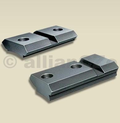 montážní základna MILLETT - dvoudílná - SAVAGE 110 ACCUTRIGGER Montážní weaver/picatinny základnyMILLET mountsna pušky s Accutrigger SAVAGE ARMS 110ocelové
