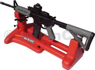 Podstavec pro opěru zbraně - MTM K-Zone Shooting Rest / KSR-30 MTM K-Zone Shooting RestITEM: KSR-30Lehká nastřelovací stolice K-Zone