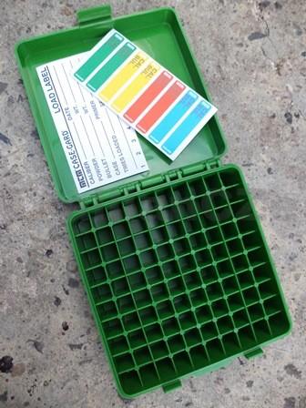 AMMO BOX - .38 Spec /.357 MAG.
