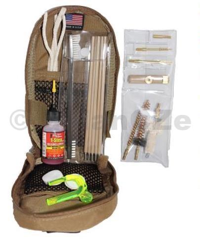 Sada čištění - Pro-Shot 5.56mm/.223 Cal. AR15/M4/M16 Multi-cam Molle Kit Sada pro čištění zbraní 5.56mm/.223 Cal. AR15/M4/M16 Multi-cam Molle KitPROSHOT PRODUCTS